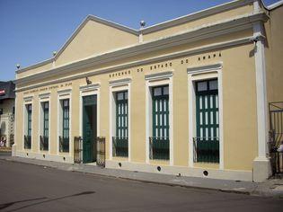 Foto de  Museu Histórico do Ampá Joaquim Caetano da Silva enviada por Santinho Santiago em 14/01/2015