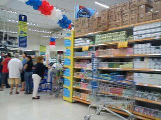 Foto de  Carrefour - Santos enviada por Ricardo Martins em 08/10/2011