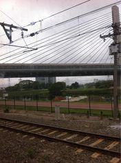 Foto de  Estação Santo Amaro enviada por Rogério em 15/09/2011