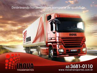Foto de  Inova Transportes . enviada por Inova Transportes em