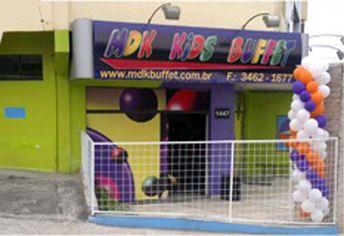 Foto de  Mdk Kids Buffet Infantil enviada por Thomas Cavalcanti Coelho em 30/04/2014
