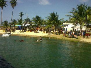 Foto de  Lagoa do Colosso - Colosso Wake Park enviada por Rebecka em
