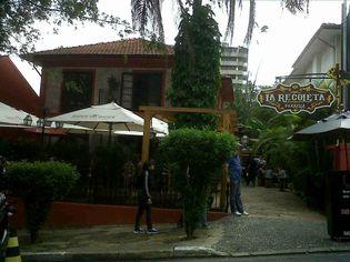 Foto de  La Recoleta Parrilla enviada por Leonardo Andreucci em 24/10/2011
