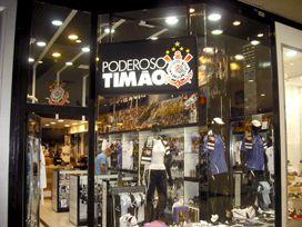 Foto de  Loja Poderoso Timão - Shopping Tatuapé enviada por Apontador em