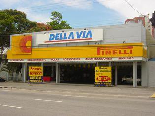 Foto de  Della Via Pneus enviada por Della Via em
