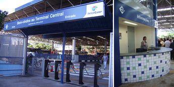 Foto de  Terminal Central enviada por Larissa Bannwart em