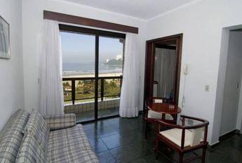 Foto de  Itararé Tower Beach Flat enviada por Booking em