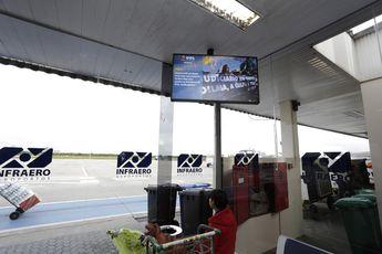 Foto de  Aeroporto de Vitória- Eurico de Aguiar Salles enviada por Ray Filho em 26/07/2015