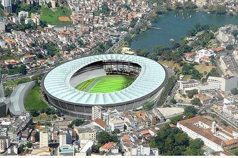 Foto de  Fonte Nova (Estádio) enviada por R. CAMPOS em 20/09/2010