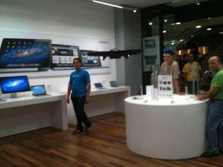 Foto de  Mystore - Shopping Ibirapuera enviada por Christo em