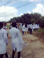 Foto de  Escola Ana Néri enviada por Thamara Azevedo em 27/10/2014