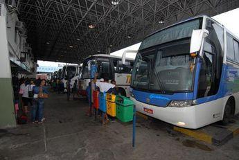 Foto de  Terminal Rodoviário Flores enviada por Apontador em