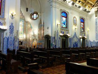 Foto de  Igreja Nossa Senhora do Brasil enviada por Rafael Siqueira em 01/02/2014