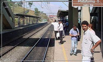 Foto de  Estação Francisco Morato enviada por Apontador em 22/04/2013