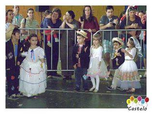 Foto de  Educar Centro Pedagógico  - Castelo enviada por Milene Lamounier em