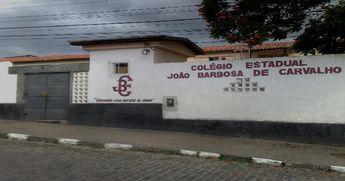 Foto de  Colégio Estadual João Barbosa de Carvalho - Tanque da Nação enviada por Giovanna  em