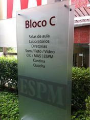 Foto de  Espm enviada por João Pedro Salles Braconi em