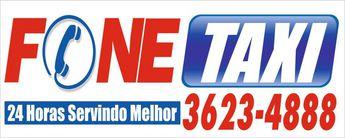Foto de  Fone Táxi Serviços  - Pilão enviada por Garçom Holanda em