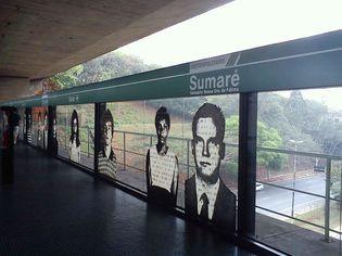 Foto de  Estação Sumaré enviada por Ricardo Martins em
