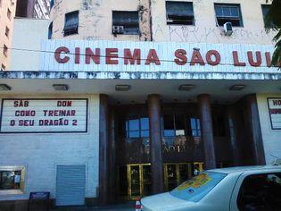 Foto de  Cinema São Luiz enviada por l em 02/10/2014