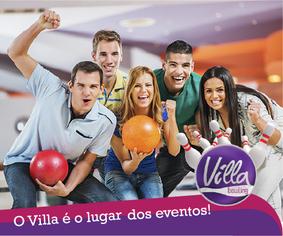 Foto de  Villa Bowling - Shopping Vila Olímpia enviada por Carolina Romanini em 06/02/2015