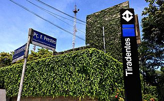 Foto de  Estação Tiradentes enviada por Apontador em