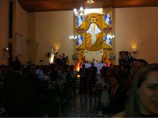 Foto de  Ação Social Nossa Senhora de Fátima - Veleiros enviada por Rafael Siqueira em