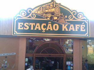 Foto de  Estação Kafé enviada por Eduardo M. Maçan em