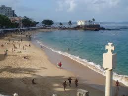 Foto de  Praia do Porto da Barra enviada por Caroline Monteiro em 12/01/2015