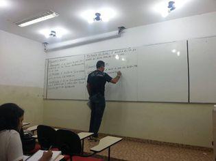 Foto de  Curso Excelência Serviços Educacionais - São Cristóvão enviada por Gusthavo Viana Melo em 12/08/2014