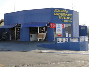 Foto de  Masterprint Papelaria enviada por Masterprint Papelaria Ltda Me em