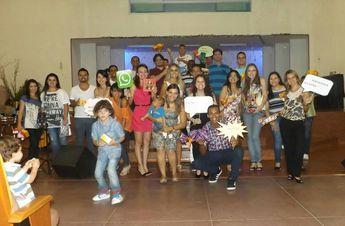 Foto de  Igreja Evangélica Batista - Barroca enviada por Grazi em