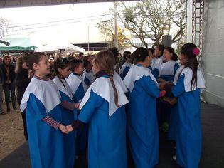 Foto de  Escola Municipal Colombo enviada por Sandra Mara Correa em 06/08/2012