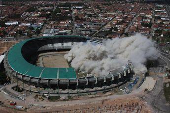 Foto de  Estádio Castelão enviada por Paula Donegan em