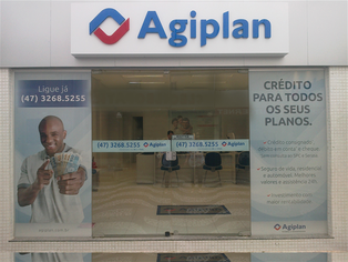 Foto de  Agiplan Crédito e Investimento - Balneario Camboriu enviada por Apontador em