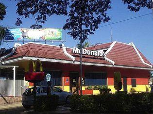 Foto de  Mc Donald'S enviada por Gustavo em