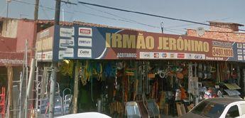 Foto de  Deposito Irmao Jeronimo enviada por Isabel  Lima em 23/10/2014