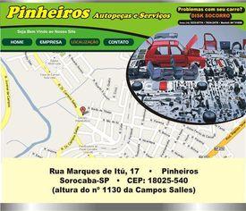 Foto de  Comprecar.Com.Br enviada por PINHEIROS AUTO PEÇAS EIRELI ME em 01/09/2010