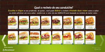 Foto de  Subway enviada por Santinho Santiago em 10/02/2015