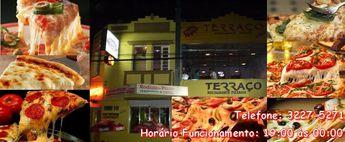 Foto de  Terraço Restaurantes e Pizzaria enviada por Thomas Cavalcanti Coelho em 31/03/2015