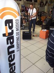 Foto de  A Serenata Instrumentos Musicais enviada por Leandro Ferreira em