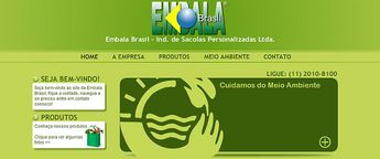 Foto de  Embala Brasil - Ind. Sacolas Personalizadas - São Paulo enviada por Apontador em 13/06/2011