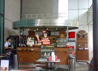 Foto de  Frans Café Station Francisco Melão - Vila Olímpia enviada por Wally em 02/07/2013