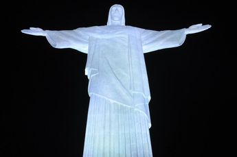 Foto de  Cristo Redentor - Corcovado enviada por Enio Jorge Job em