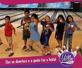 Foto de  Villa Bowling - Shopping Vila Olímpia enviada por Carolina Romanini em