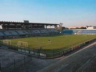 Foto de  Estádio Alfredo Schürig - Parque São Jorge enviada por Marlene Makie Morita em 25/07/2012