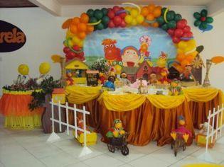 Foto de  Buffet Infantil enviada por TAGARELA em