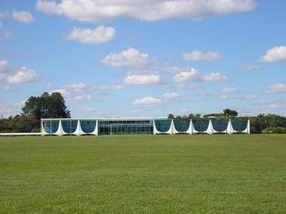 Foto de  Palácio da Alvorada enviada por Paula Donegan em