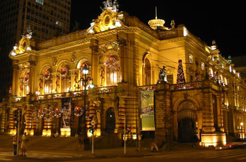 Foto de  Teatro Municipal de São Paulo enviada por Rodrigo Winsbellum em 23/10/2013