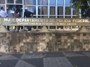 Foto de  Superintendência Regional do Dep Polícia Federal - Araes enviada por Alvanter Morais em